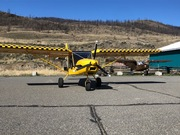 With my buddy: STOL CH 750 with the CH 701
