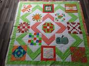 Quilt for Kathy G.