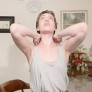 5 MINUTES TO RELIEVE THE NECK TENSION