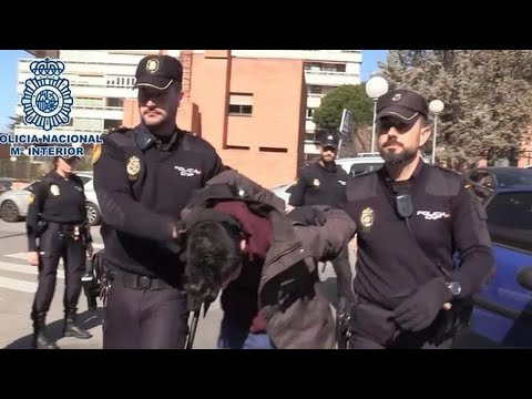 Man on trial in Madrid, Spain, for 'killing and eating his mother'