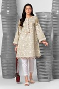 WILD - 1PC Unstitched Printed Lawn Shirt for Women - BuyZilla.pk
