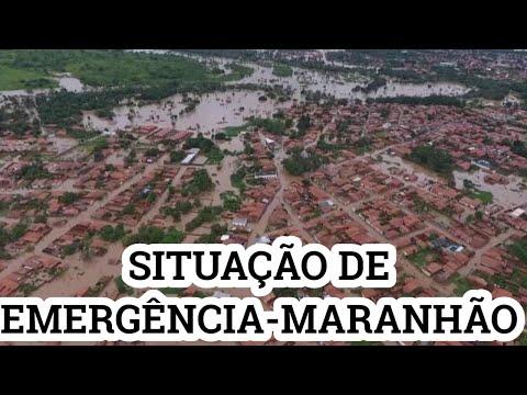 Brazil, Maranhão State: Severe Floods Causes Massive Devastation