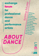About Dance - forming futures: online forum hosted by Mårten Spångberg and Guests