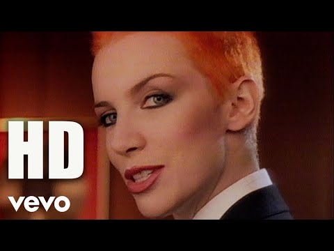 Eurythmics, Annie Lennox, Dave Stewart - Sweet Dreams (Are Made Of This) (Official Video)
