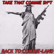 Take that commie shit back