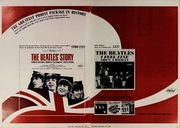 Cashbox ad The Beatles Story