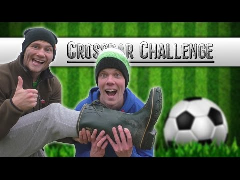 SWE TEST - Crossbar Challenge with RUBBER BOOTS!!