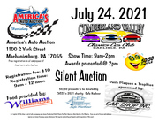 America's Auto Auction Car Show hosted by Cumberland Valley Classics Car Club