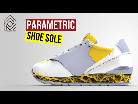 Parametric Shoe Sole