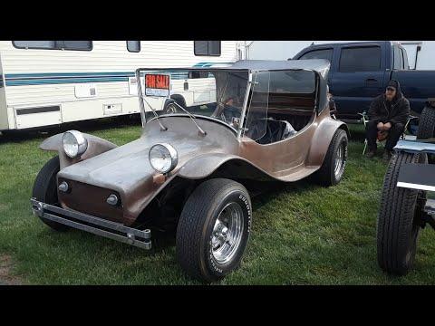 2021 Spring Carlisle Swap Meet Vintage Dune Buggy