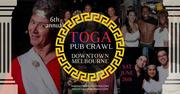 6th Annual Toga Pub Crawl Downtown Melbourne 2021, Saturday, June 26, 5 pm