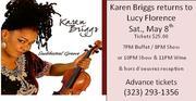Karen Briggs Live