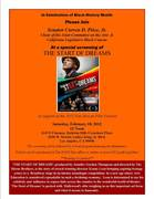 """Special Screening of """"The Start Of Dreams"""" at the Pan African Film Festival hosted by Sen. Curren Price"""