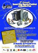 City Lites' 9th Annual Inner City Sports festival and Health Fair