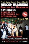 Rincon Rumbero @ KAOS Network - September 1st, 2012