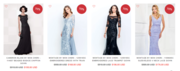 Get Hold Of Mesmeric Mon Cherri Dresses On Sale