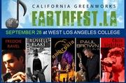 EarthFestLA 2013 Concert for the Environment