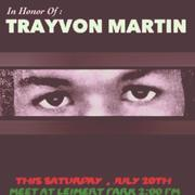 ~*Trayvon Martin Tribute BBQ*~