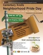 Canterbury Knolls Neighborhood Pride Day