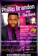 Billboard Smooth Jazz Charting artist Phillip Brandon Live at Catalina Bar & Grill!