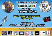 Leimert Park Art Walk Comedy Show - Feb 2015