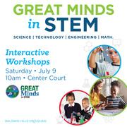Free STEM Workshop for Kids at Baldwin Hills Crenshaw!