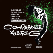 COMPAGNIE KÄFIG @ THE MUSIC CENTER JUNE 17-19