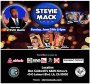 The Stevie Mack Show - June 24th