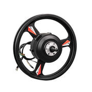 14 inch small little high speed integrated wheel motor