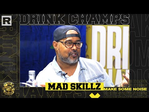 """Mad Skillz On Ghostwriting, """"Rap Up,"""" DMX, """"Hip Hop Confessions,"""" His Career & More 