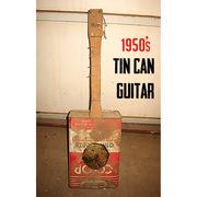 Tin Can Guitar
