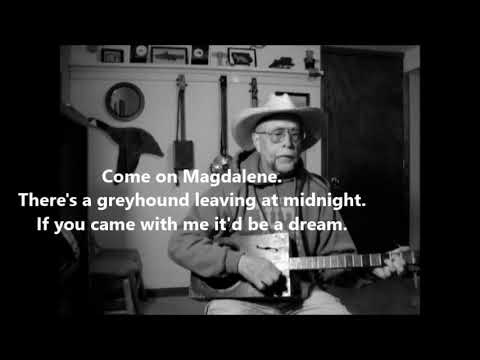Magdalene ~ cover of a great Guy Clark song.