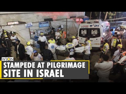 At least 44 killed in stampede at Israel pilgrimage site, several injured| World English News | WION