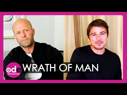 Jason Statham and Josh Hartnett on new film Wrath of Man and working with Guy Ritchie!