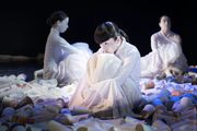 Vangeline Theater Wake Up and Smell the Coffee, Butoh for Waste Prevention: Reducing Coffee Trash - Available on Demand thru 5/2