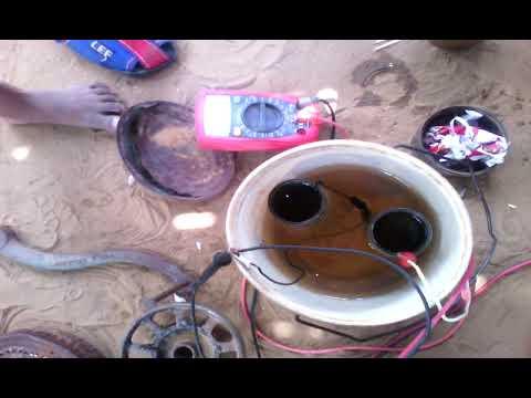 Haciendo una Pila Electrica Artesanal con los Niños Wayuu