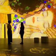 (COMPLETA ) - IDEAL BARCELONA - KLIMT: L'EXPERIÈNCIA INMERSIVA