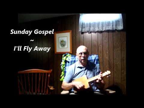 I'll Fly Away - Sunday Gospel on a cigar box mandolin