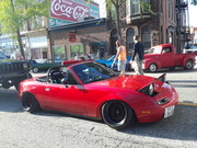 Pottstown Nights May 2021 Mazda Miata