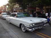 Pottstown Nights May 2021 1959 Cadillac Fleetwood
