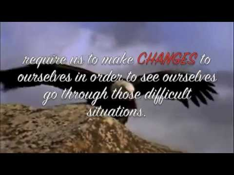 Story of an Eagle - A Very Motivational Story! MUST WATCH!