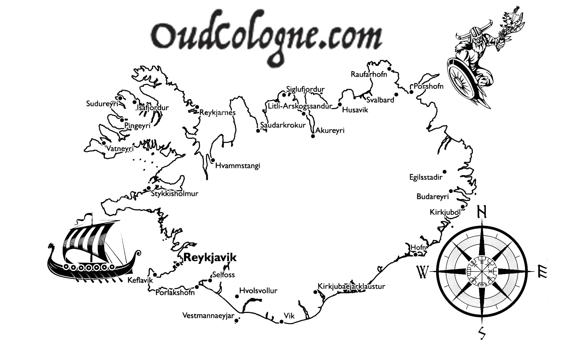 Oud Cologne Logo