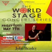 JOHN BEASLEY Quartet - Fri. Nite, May 7th, 8PM PT *updatez*