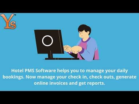 Top Hotel PMS Software | Hotel Management Software