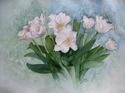 les tulipes de Sylvia