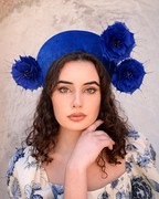 Cessiah Alice Millinery AW21 Collection
