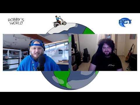 Robby's World 010 - Jared Stossel, SF Shameless/1999 Podcast
