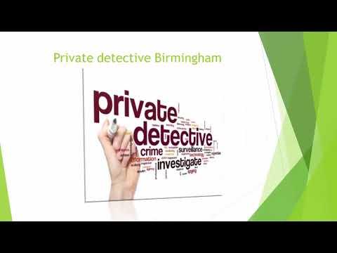 Decide On The Most Effective Private Private Investigator In Birmingham