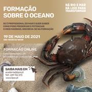 """FORMAÇÃO: """"Oceano Sustentável"""""""