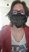 my Star Wars mask '21